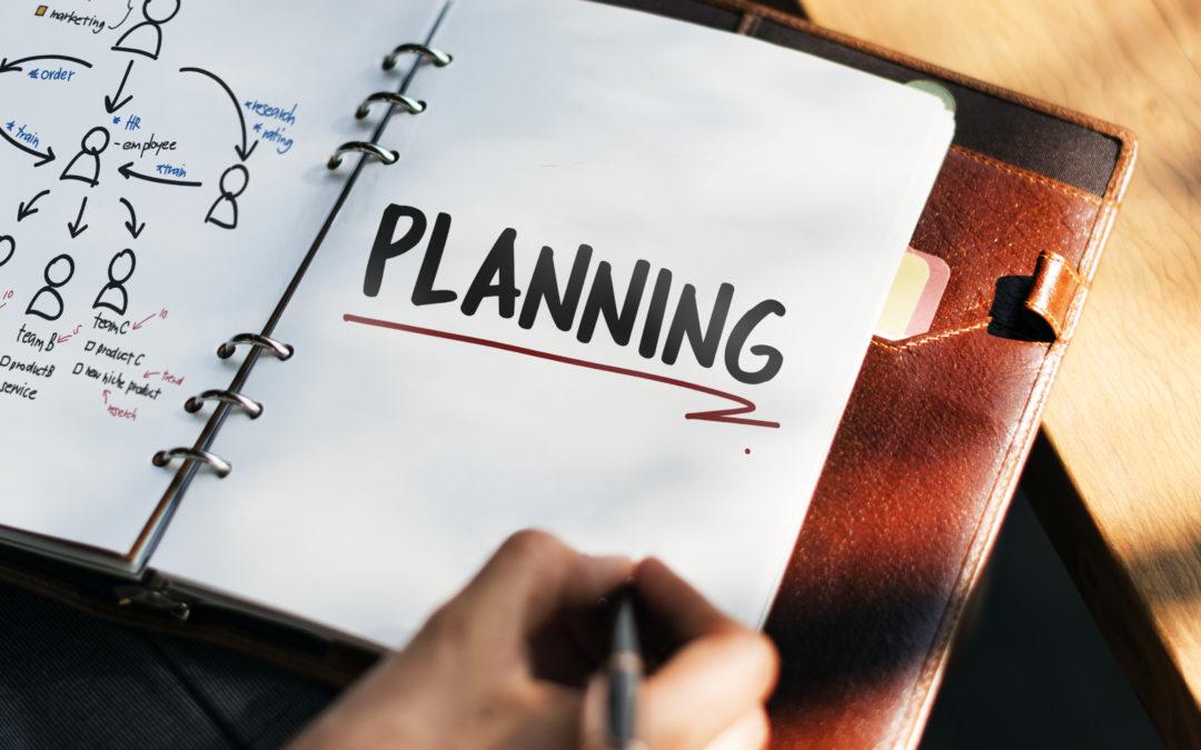 Planification consciente sur du court terme